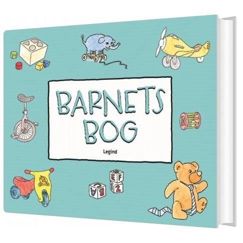 Billede af Barnets Bog - Pige Og Dreng - Diverse - Bog
