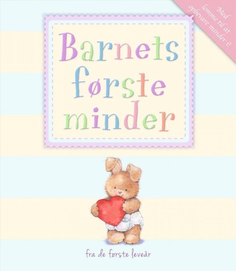 Image of   Barnets Første Minder - Bog