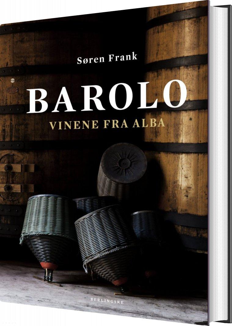 Image of   Barolo - Søren Frank - Bog