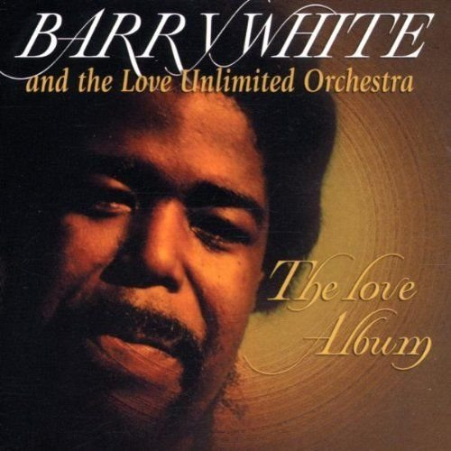 Image of   Barry White - The Love Album - CD