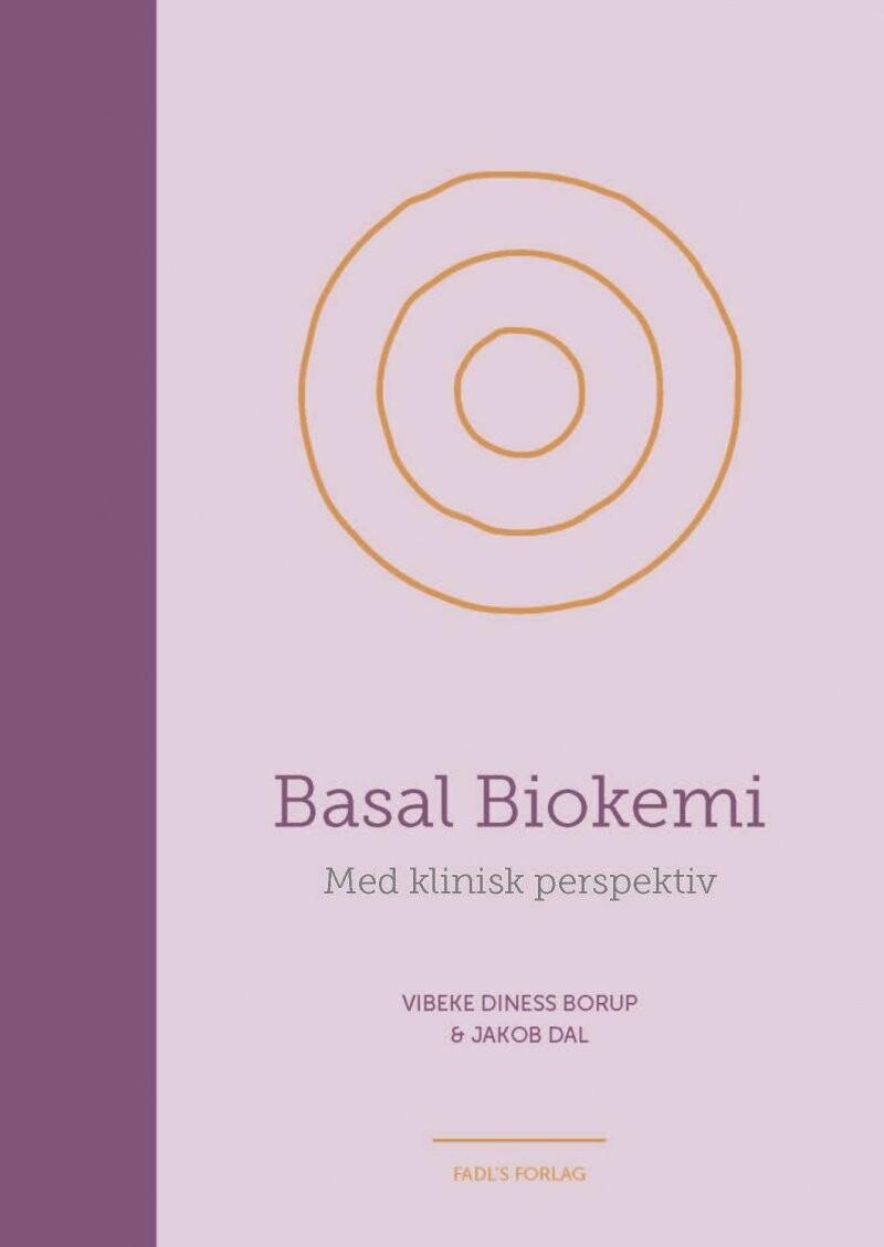Image of   Basal Biokemi - Med Klinisk Perspektiv - Vibeke Diness Borup - Bog