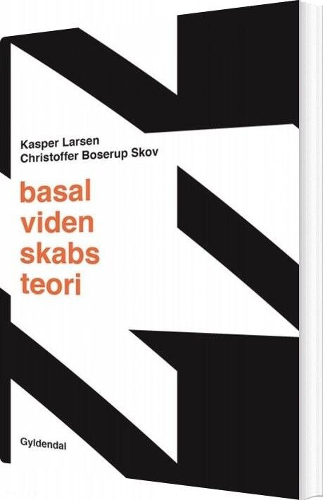 Image of   Basal Videnskabsteori - Christoffer Boserup Skov - Bog