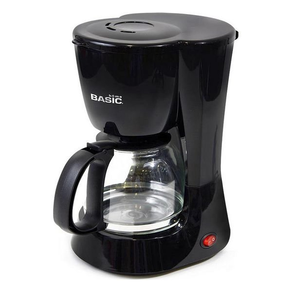 Image of   Basic Home - Kaffemaskine - 0,75l - 550w - Sort