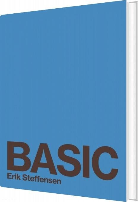 Image of   Basic - Erik Steffensen - Bog