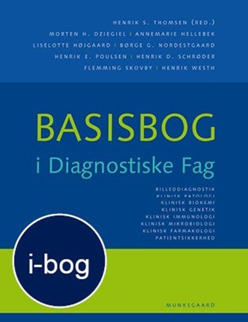 Billede af Basisbog I Diagnostiske Fag - Bjarne Kuno Møller - Bog