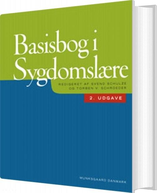Image of   Basisbog I Sygdomslære - Tonny Karlsmark - Bog