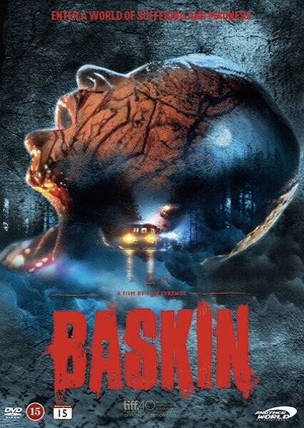 Image of   Baskin - DVD - Film