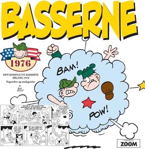 Image of   Basserne 1976 - Mort Walker - Tegneserie