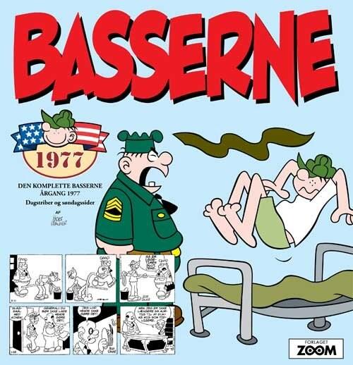 Image of   Basserne 1977 - Mort Walker - Tegneserie