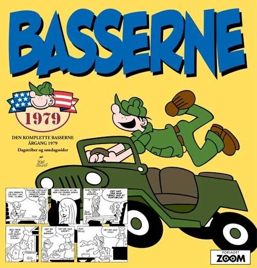 Image of   Basserne 1979 - Mort Walker - Tegneserie