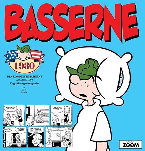 Image of   Basserne 1980 - Mort Walker - Tegneserie