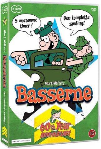 Image of   Basserne - 60 års Jubilæums Boks - DVD - Tv-serie