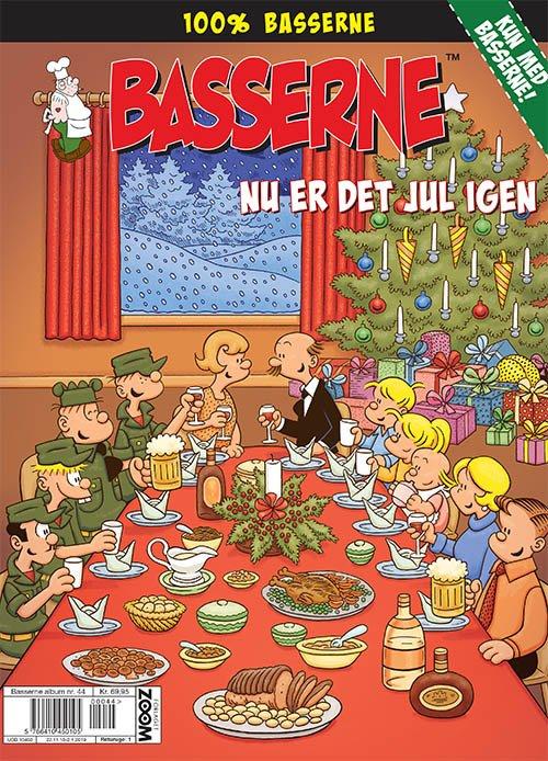 Image of   Basserne: Nu Er Det Jul Igen - Mort Walker - Tegneserie