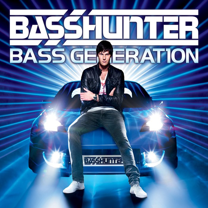 Image of   Basshunter - Bass Generation - CD