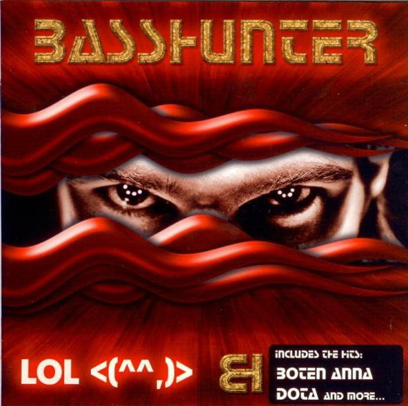 Image of   Basshunter - Lol <(^^,)|| (international Edition) - CD