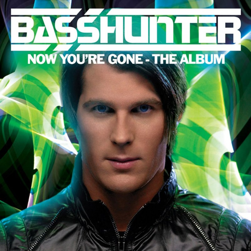 Image of   Basshunter - Now You Are Gone - The Album - CD