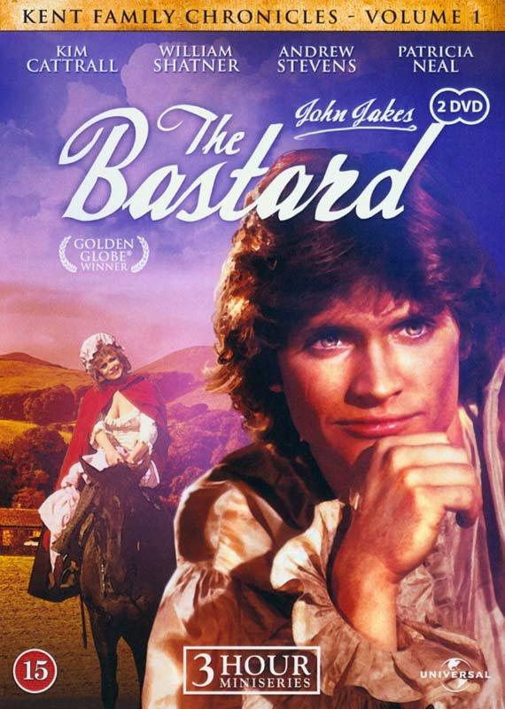 Image of   Bastarden - DVD - Tv-serie