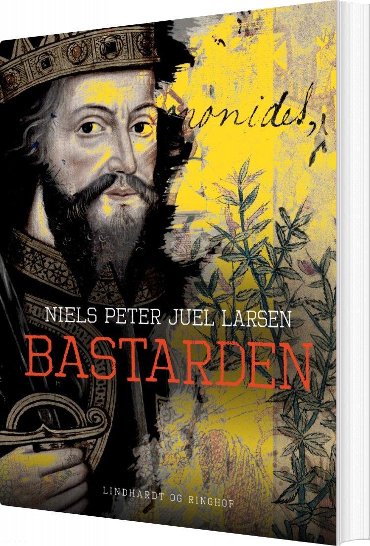 Image of   Bastarden - Niels Peter Juel Larsen - Bog