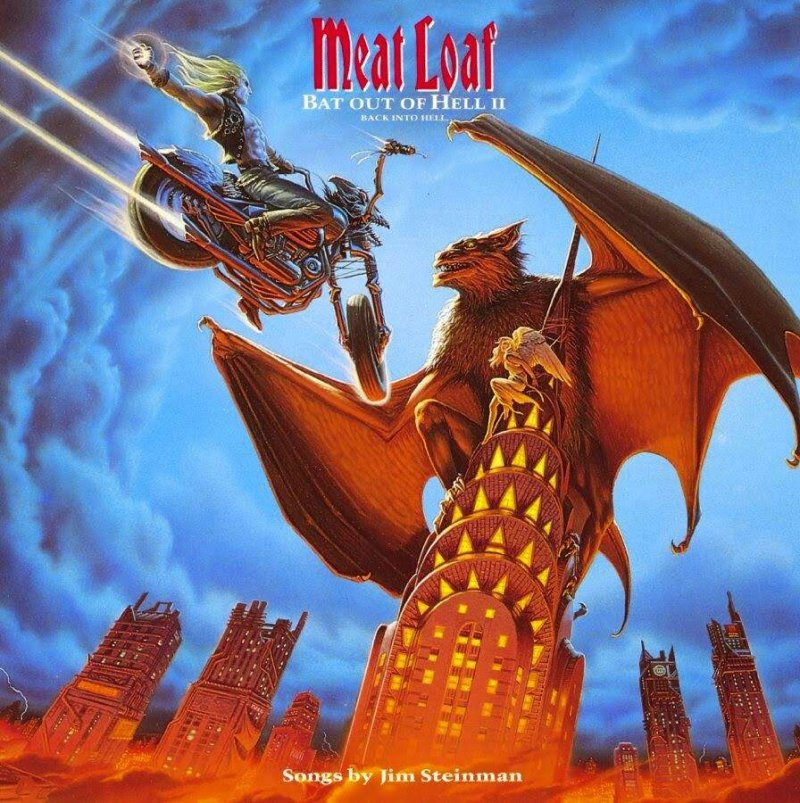 Image of   Meat Loaf - Bat Out Of Hell Vol.2 (back Into Hell) - CD