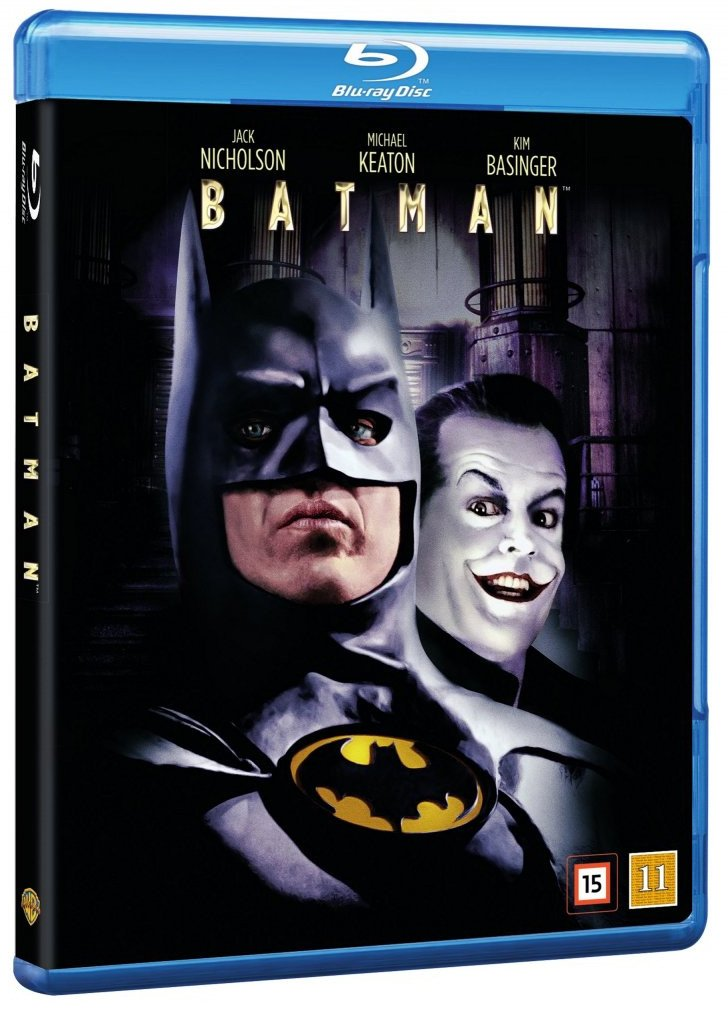 Image of   Batman (1989) - Blu-Ray