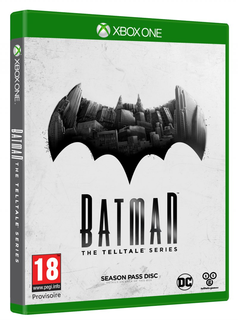 Image of   Batman: A Telltale Game Series - Xbox One
