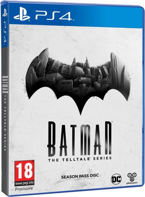 Image of   Batman: A Telltale Game Series - PS4