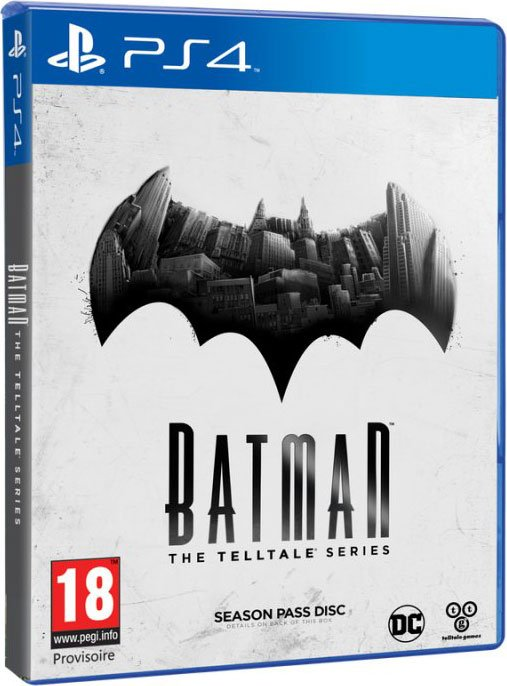 Image of   Batman: A Telltale Game Series - PS4