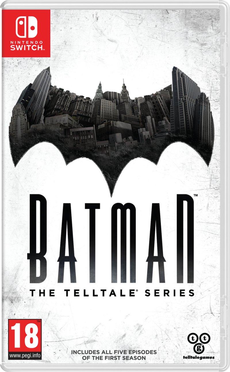 Batman: A Telltale Game Series - Nintendo Switch