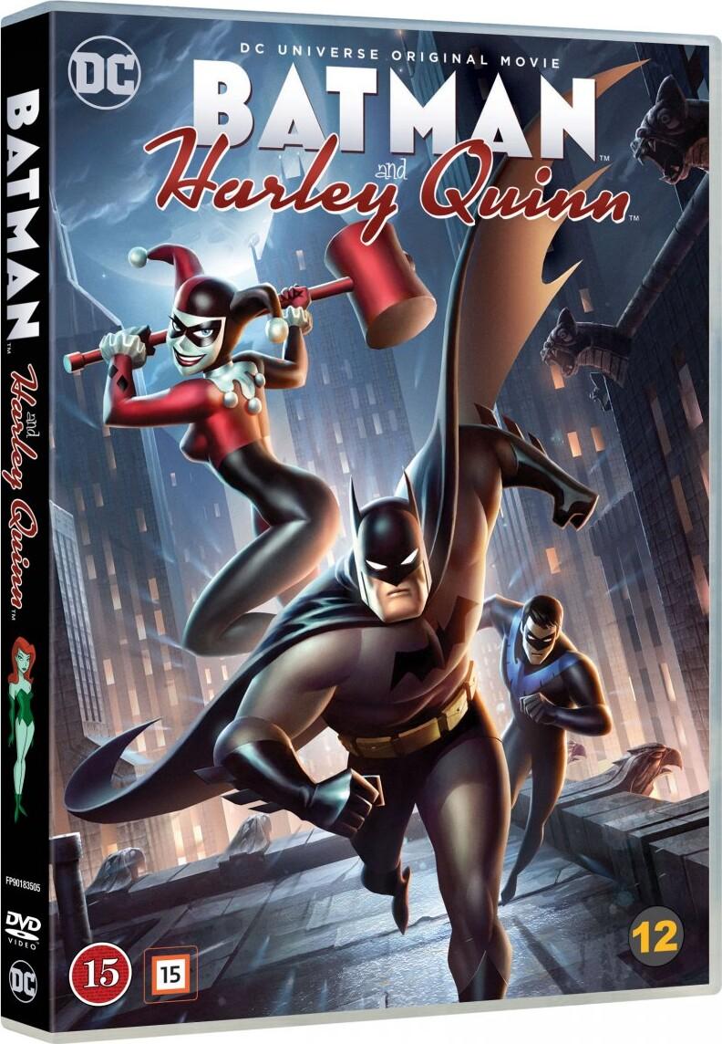 Image of   Batman And Harley Quinn - DVD - Film