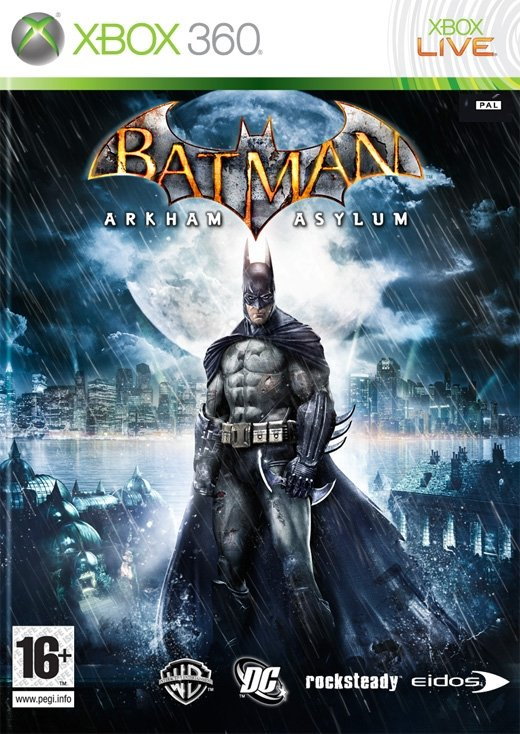 Image of   Batman: Arkham Asylum - Xbox 360