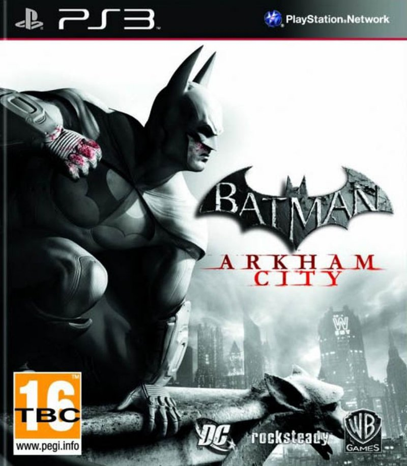 Image of   Batman: Arkham City - PS3
