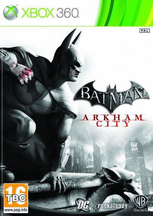 Image of   Batman: Arkham City - Xbox 360