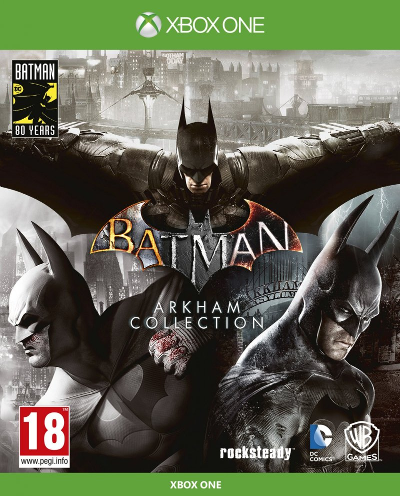 Image of   Batman Arkham Collection - Xbox One