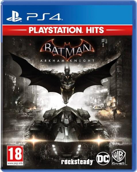 Image of   Batman: Arkham Knight (playstation Hits) - PS4