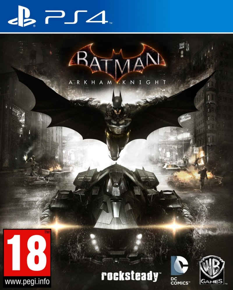 Image of   Batman: Arkham Knight - PS4