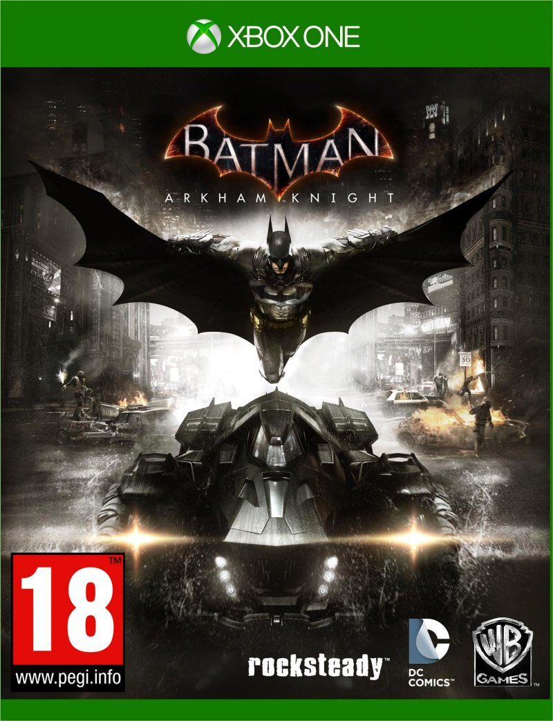 Image of   Batman: Arkham Knight - Xbox One