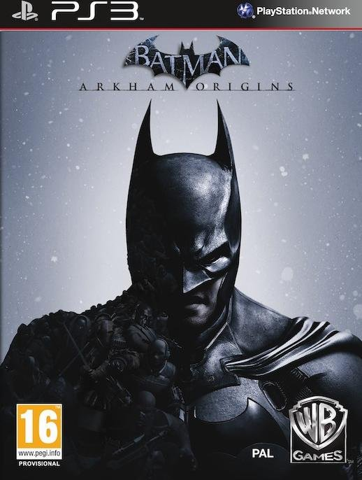 Image of   Batman Arkham Origins - PS3