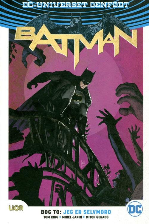 Image of   Batman Bog 2 - Tom King - Tegneserie