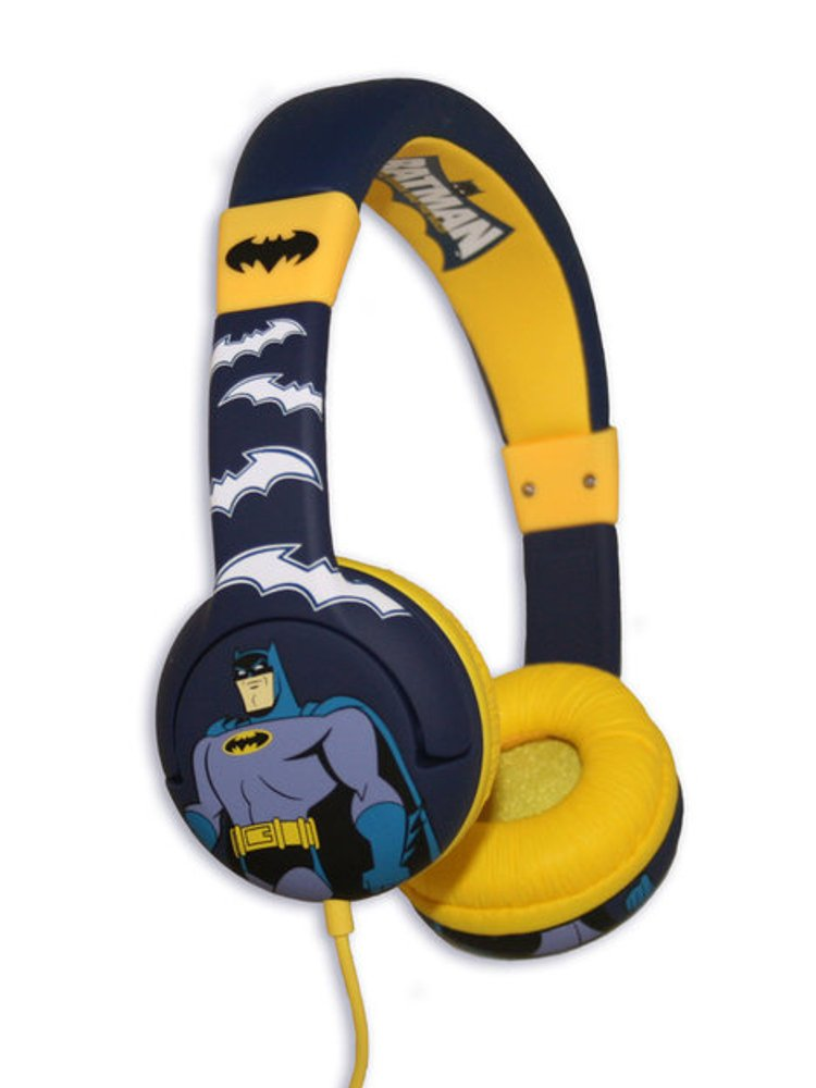Image of   Batman Headset - Brave And The Bold - 3-7 år