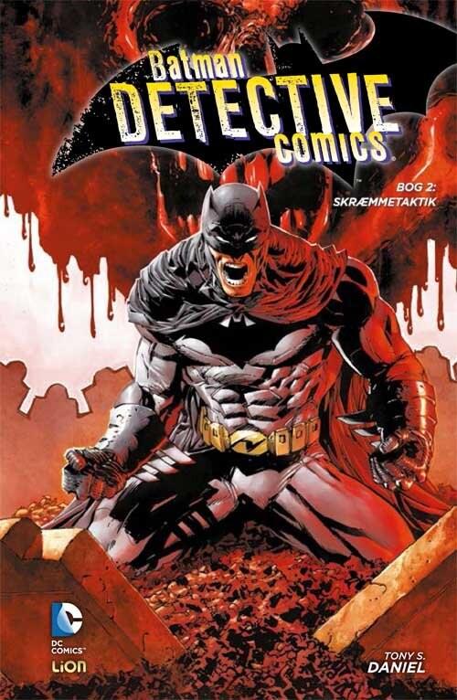 Image of   Batman - Detective Comics - Tony S. Daniel - Tegneserie