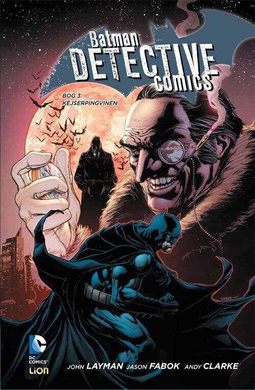 Image of   Batman - Detective Comics - John Layman - Tegneserie