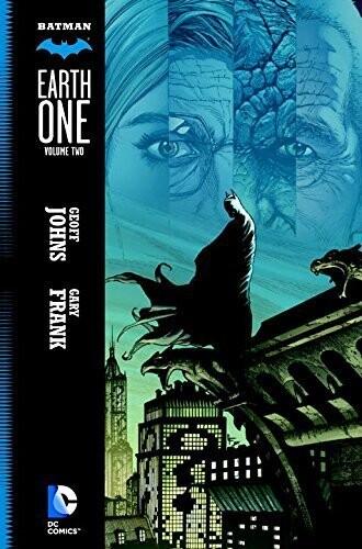Image of   Batman Earth One 2 - Geoff Johns - Tegneserie