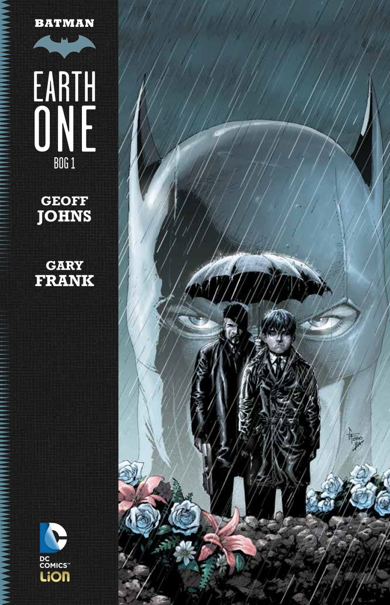 Image of   Batman Earth One 1 - Geoff Johns - Tegneserie