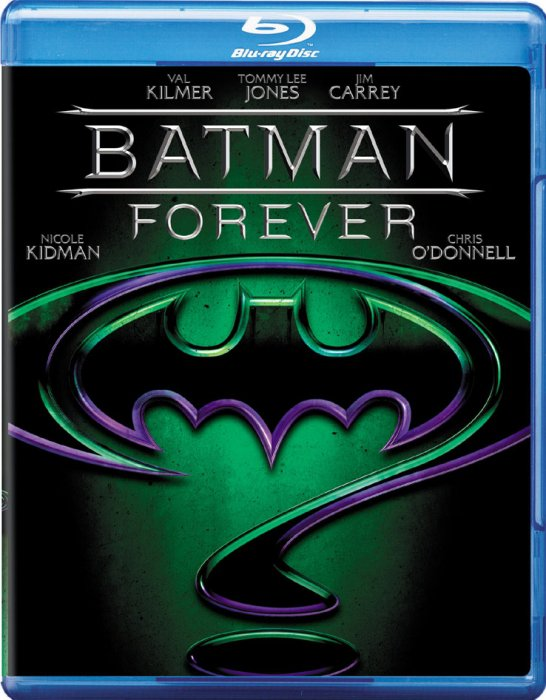 Image of   Batman Forever - Blu-Ray
