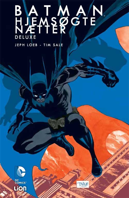 Image of   Batman Deluxe - Jeff Loeb - Tegneserie