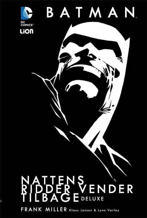 Image of   Batman Deluxe - Frank Miller - Tegneserie