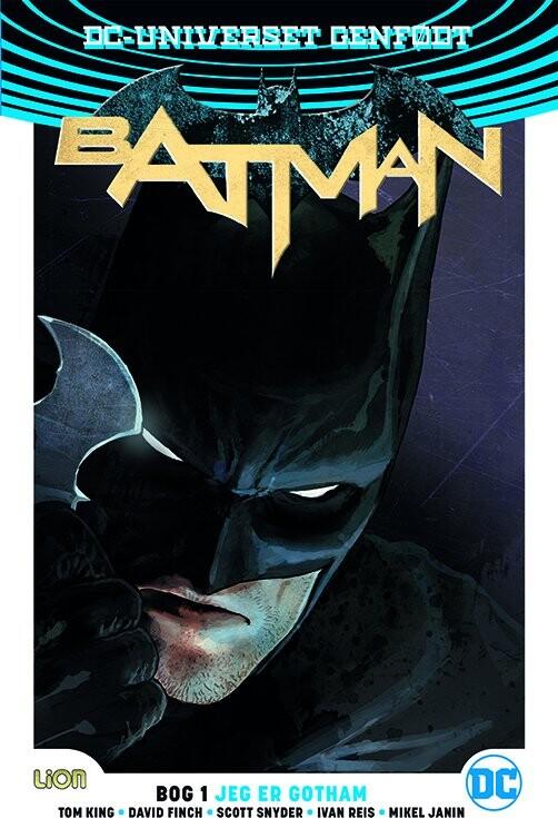 Image of   Batman Rebirth - Scott Snyder - Tegneserie