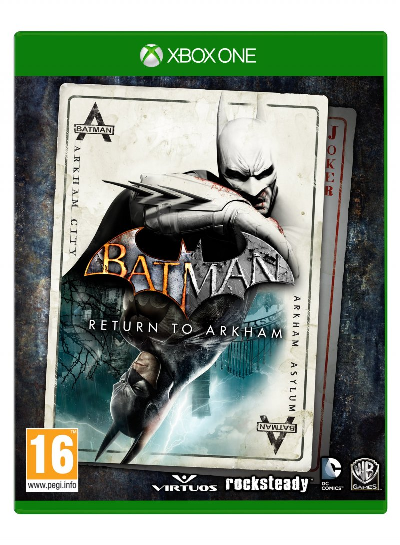Image of   Batman: Return To Arkham - Xbox One