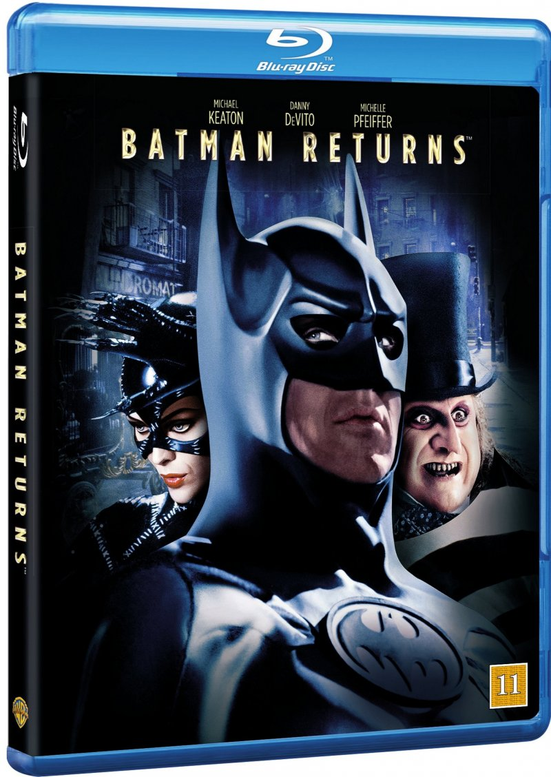 Image of   Batman Returns - Blu-Ray