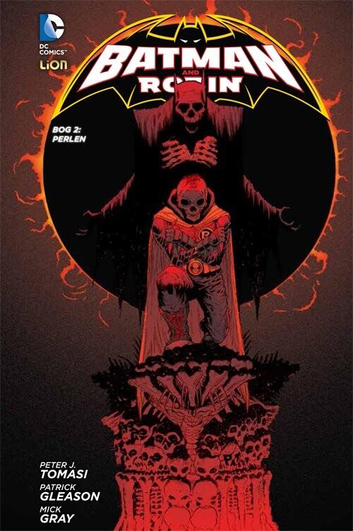 Image of   Batman Og Robin - Patrick Gleason - Tegneserie